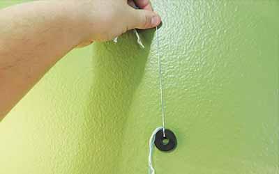 Magnet Wall Stud